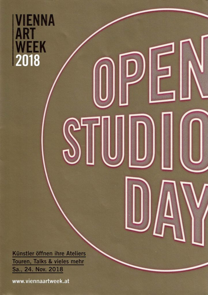 "Flyer ""Open Studio Day"""